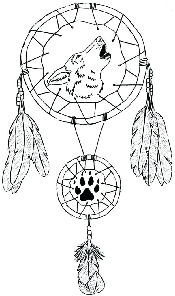 607x1024 Dream Catcher Coloring Pages Together With Coloring Page Dream