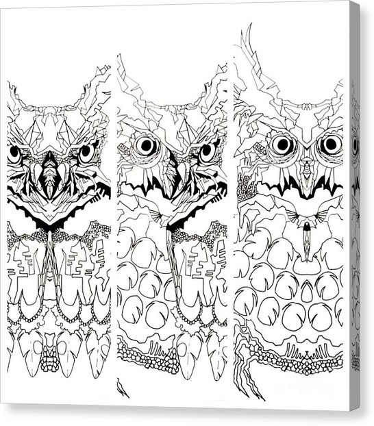 546x622 Owl And Mouse Art Fine Art America