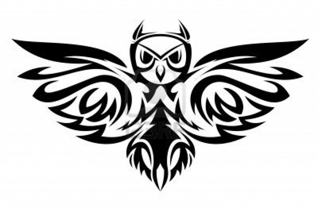 Line Art Tattoos : Owl tattoo line drawing at getdrawings.com free for personal use