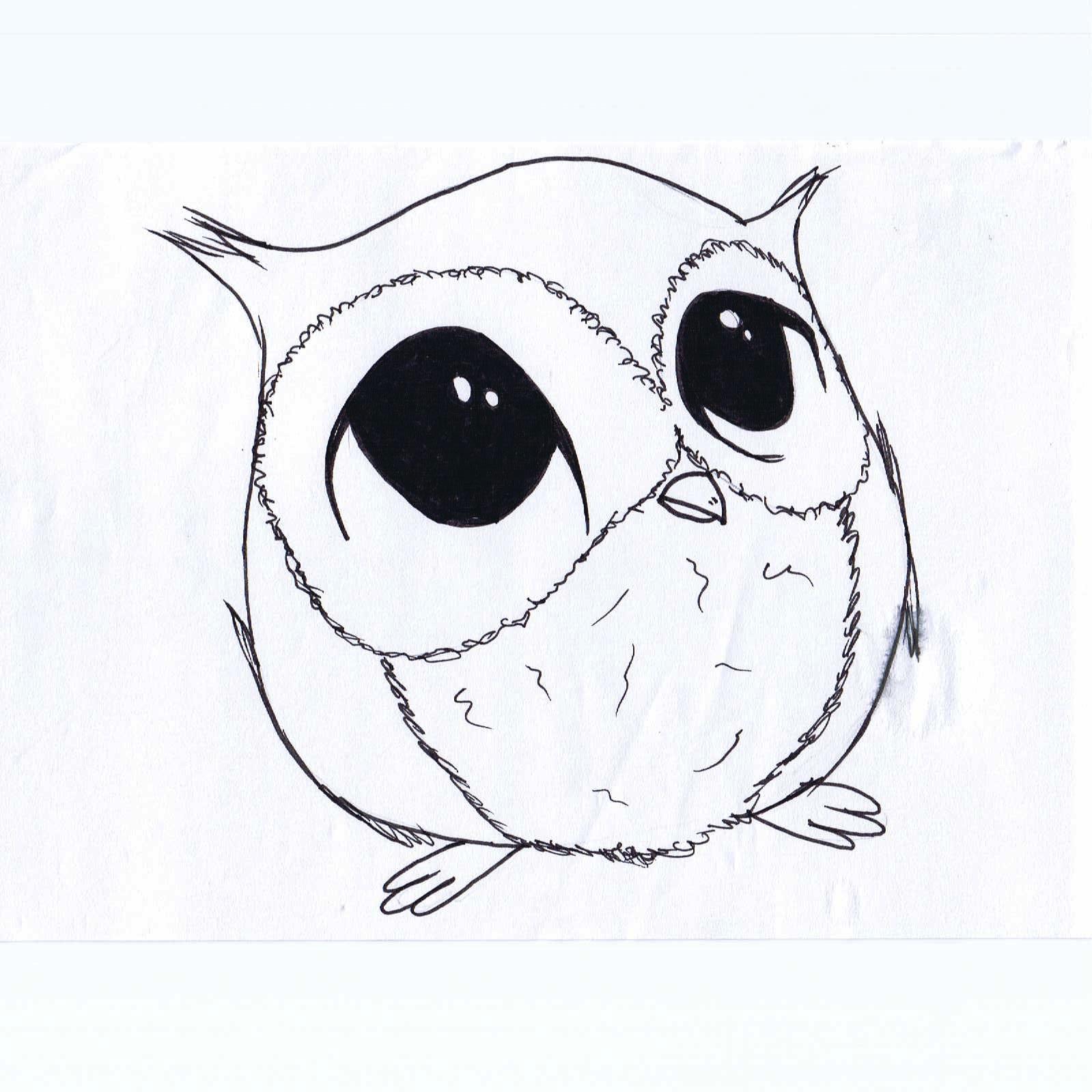 1599x1600 Drawn Cute Basic
