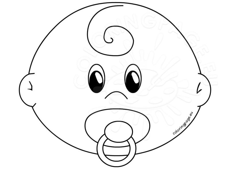 Pacifier Drawing at GetDrawings.com   Free for personal use Pacifier ...