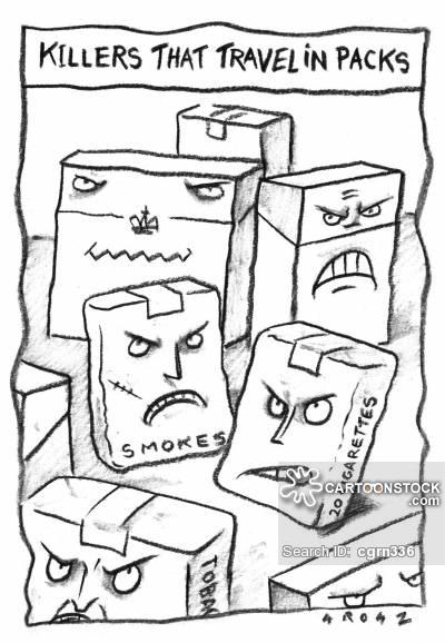 400x578 Cigarette Packs Cartoons And Comics