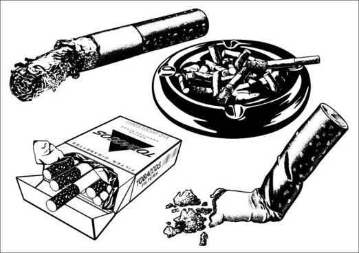 522x368 Cigarette Free Vector Download (78 Free Vector) For Commercial Use