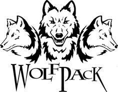 236x184 Wolf Pack Design Ideas