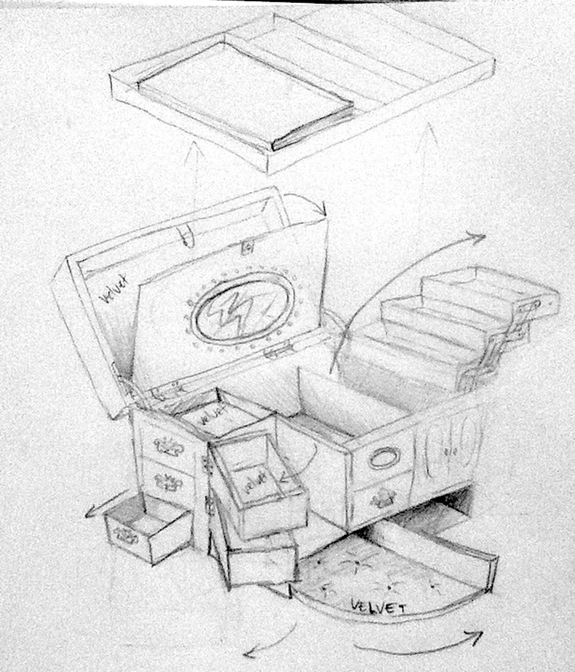Packaging Drawing at GetDrawingscom Free for personal use
