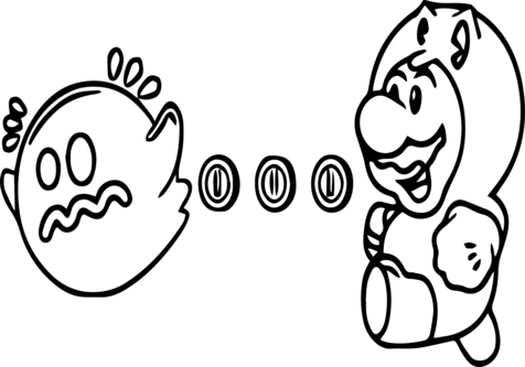 476x333 Pac Man Coloring Pages Page Image Clipart Images