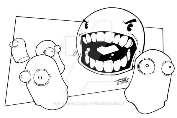 Fabulous Pac Man Maze Coloring Pages With Pac Man Coloring Pages: Pacman Drawing At GetDrawings.com