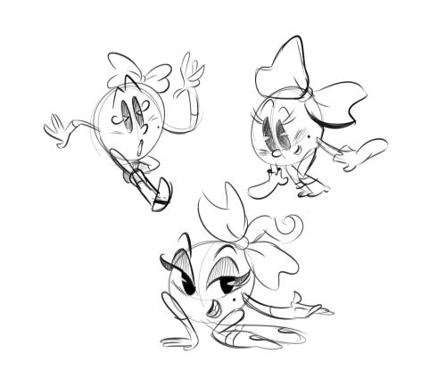 500x424 Pac Man Cartoon Tumblr