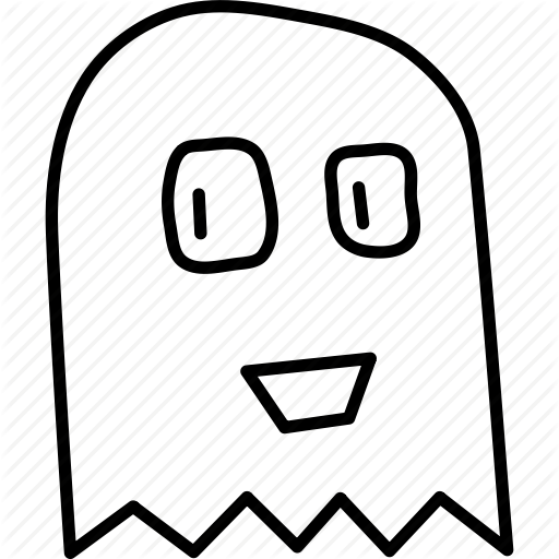 512x512 Casper, Friendly, Ghost, Halloween, Haunt, Pacman, Spirit Icon