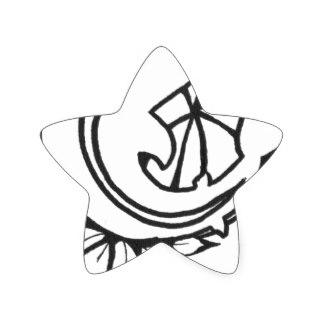 324x324 Draw Pad Stickers Zazzle
