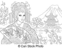 251x194 Pagoda Illustrations And Stock Art. 4,733 Pagoda Illustration