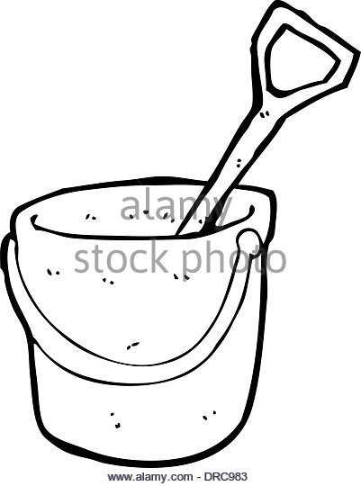 57d3ab09e19005 401x540 Drawing Bucket Spade Stock Photos Amp Drawing Bucket Spade Stock