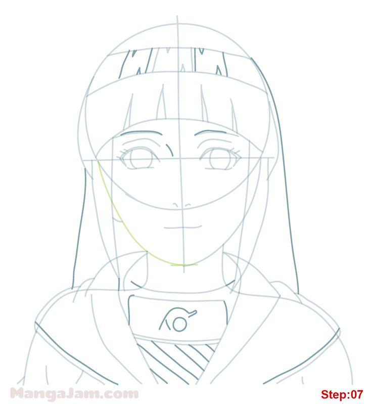 Pain Drawing Naruto