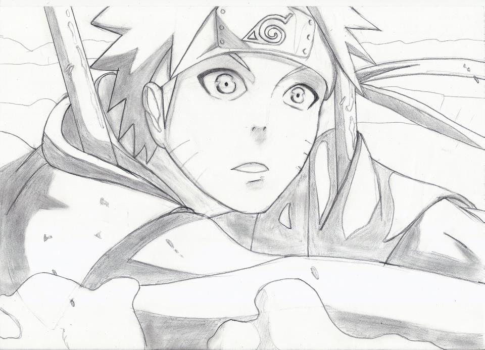 960x693 Naruto And Hinata Vs Pain Disegno Manga By Jadenarukouzumaki