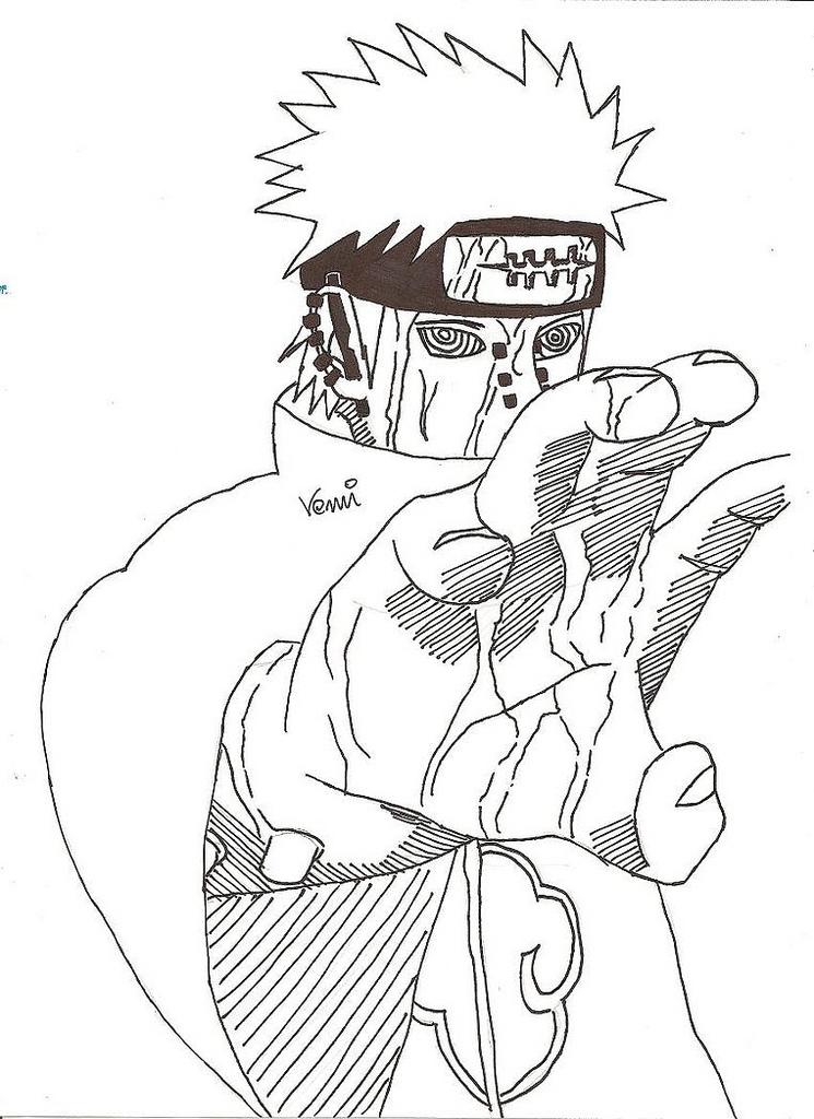 745x1024 God Path Of Pain From Naruto God Path Pain From Naruto. I