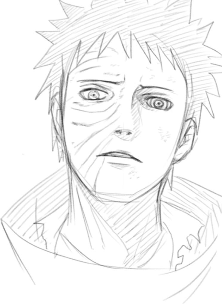 743x1014 Uchiha Obito Naruto Naruto, Anime And Boruto
