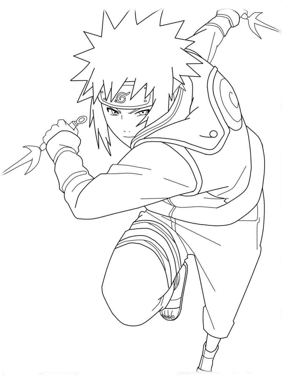 Pain Naruto Drawing