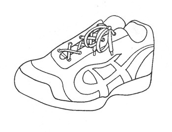 350x270 If I Had A Pair Of Magic Tennis Shoes Craft And Writing Template