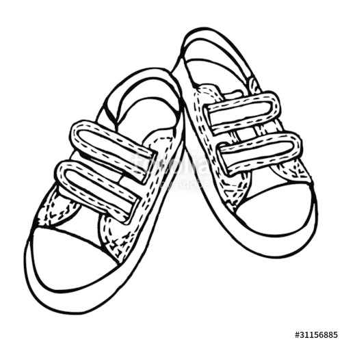 500x500 Pair Of Shoes