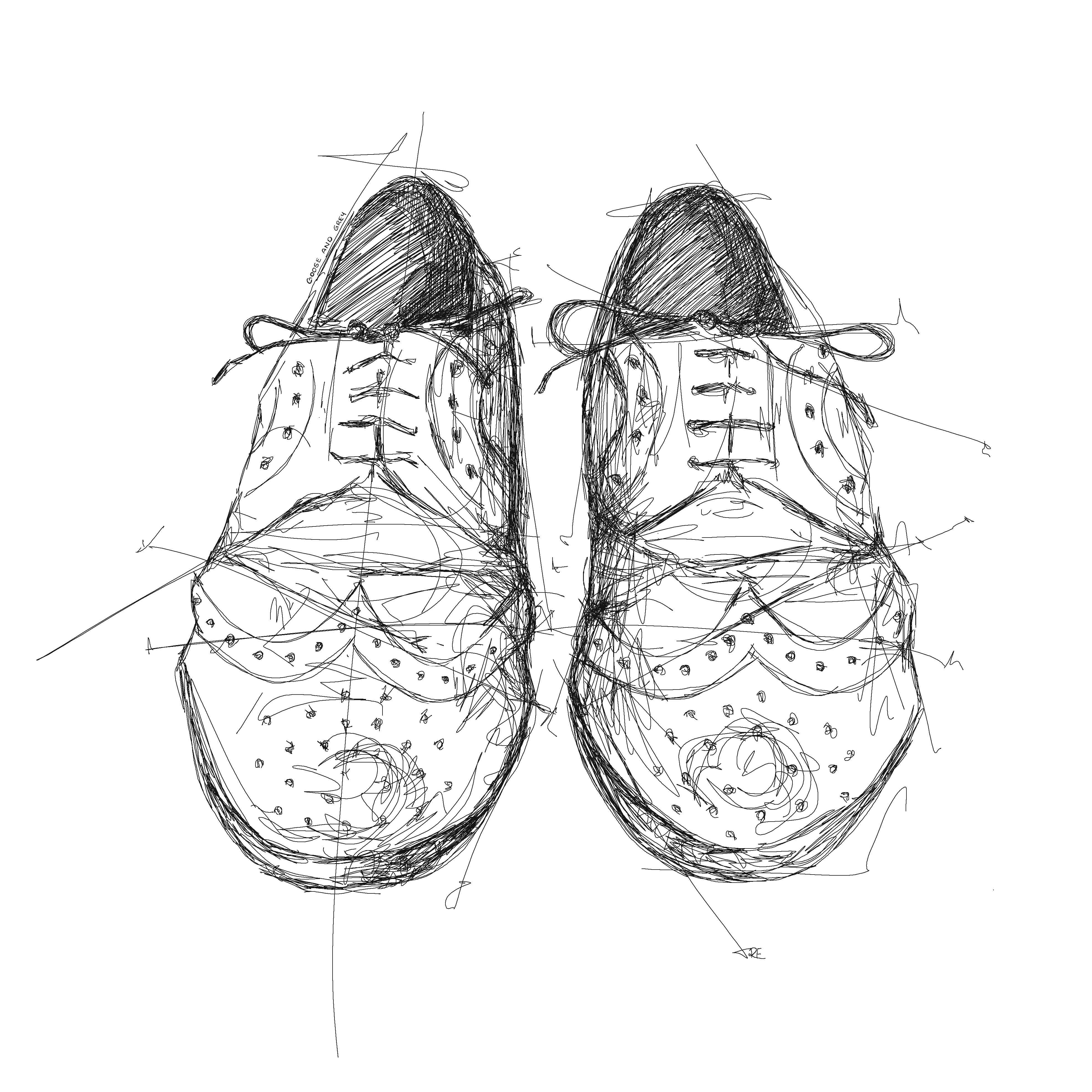 3937x3937 Brogues For Goose And Grey