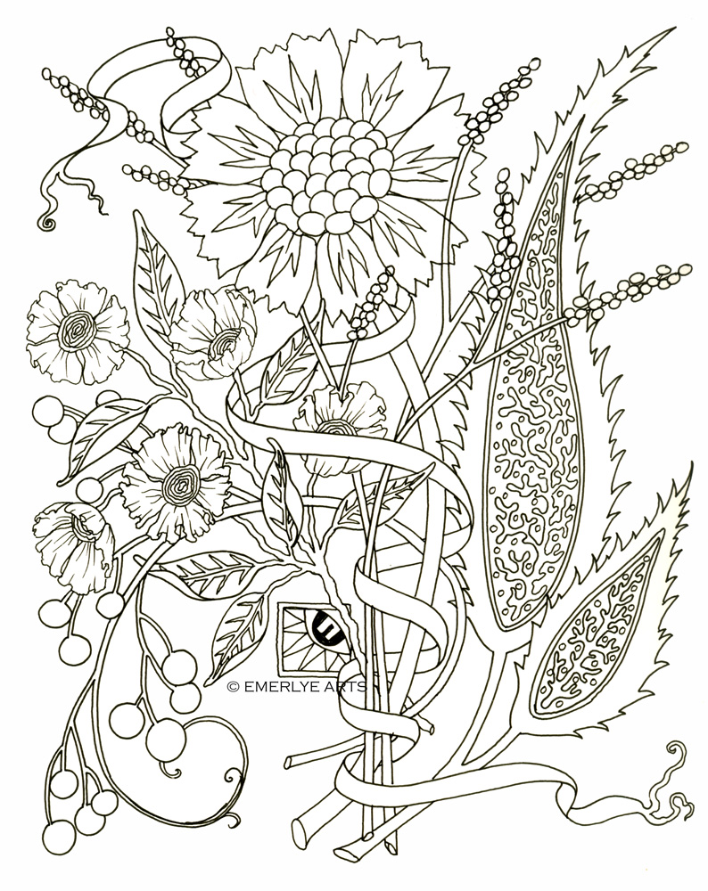 794x1000 Paisley Design Coloring Pages Animals Posted By Cynthia Emerlye