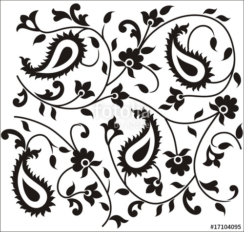 500x475 Paisley Design Stock Photo And Royalty Free Images