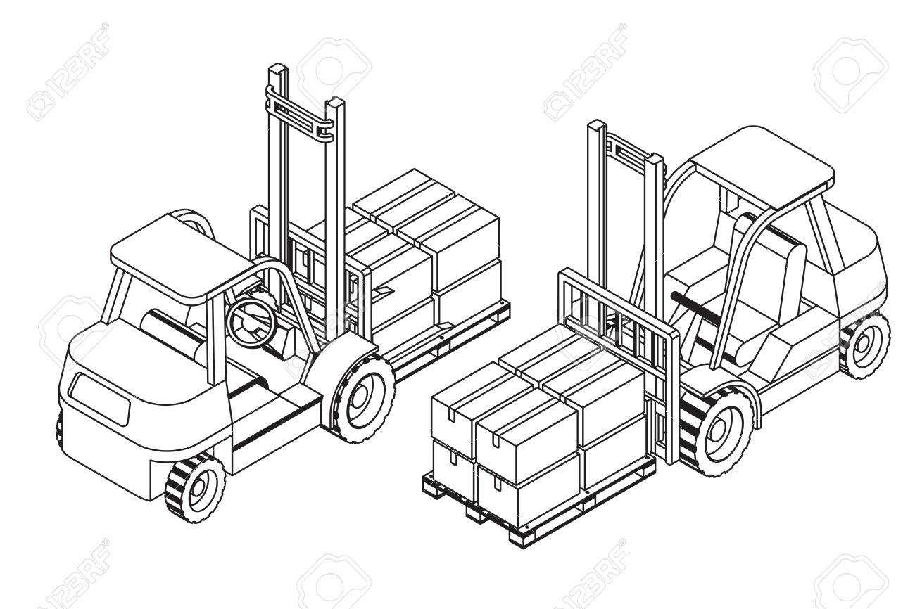 Pallet Drawing at GetDrawings com | Free for personal use Pallet