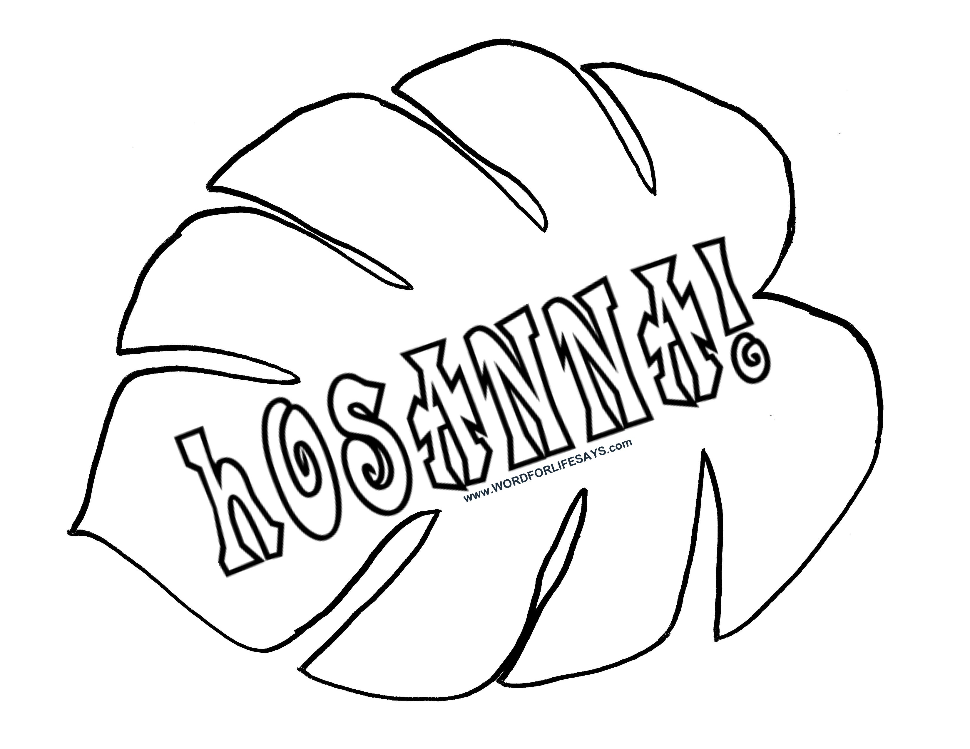 3300x2550 Palm Fronds Coloring Pages