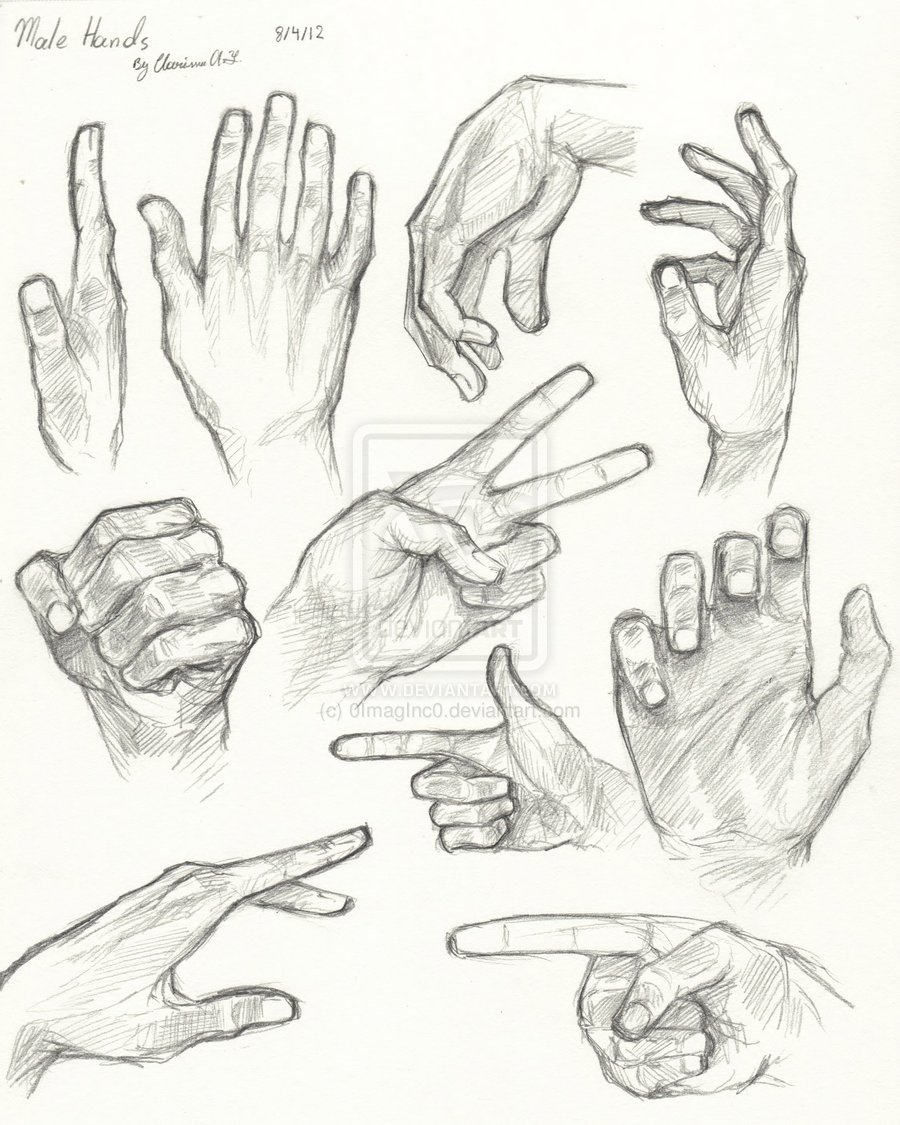 Palm Hand Drawing at GetDrawings.com | Free for personal use Palm ...