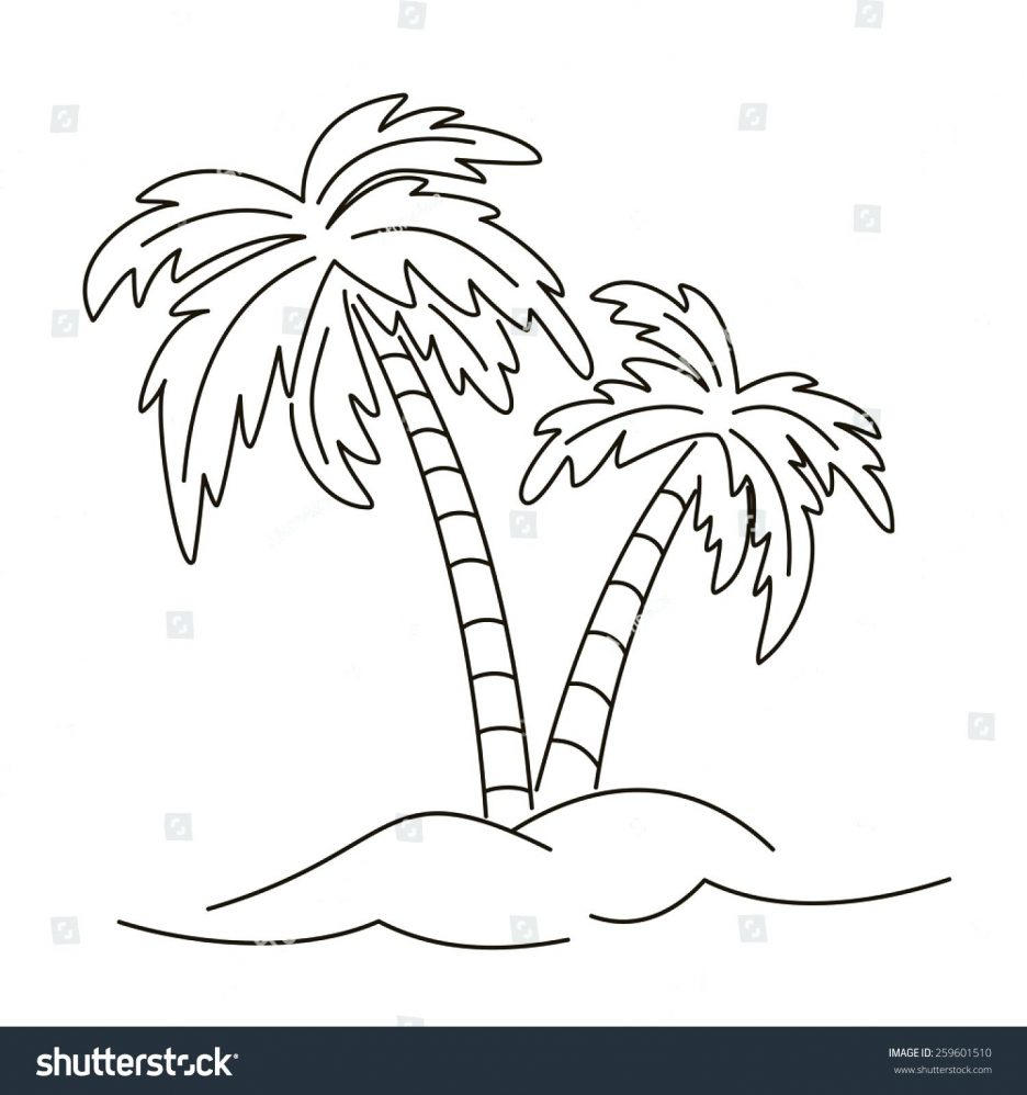 936x998 Outline Pictures Of Trees Group