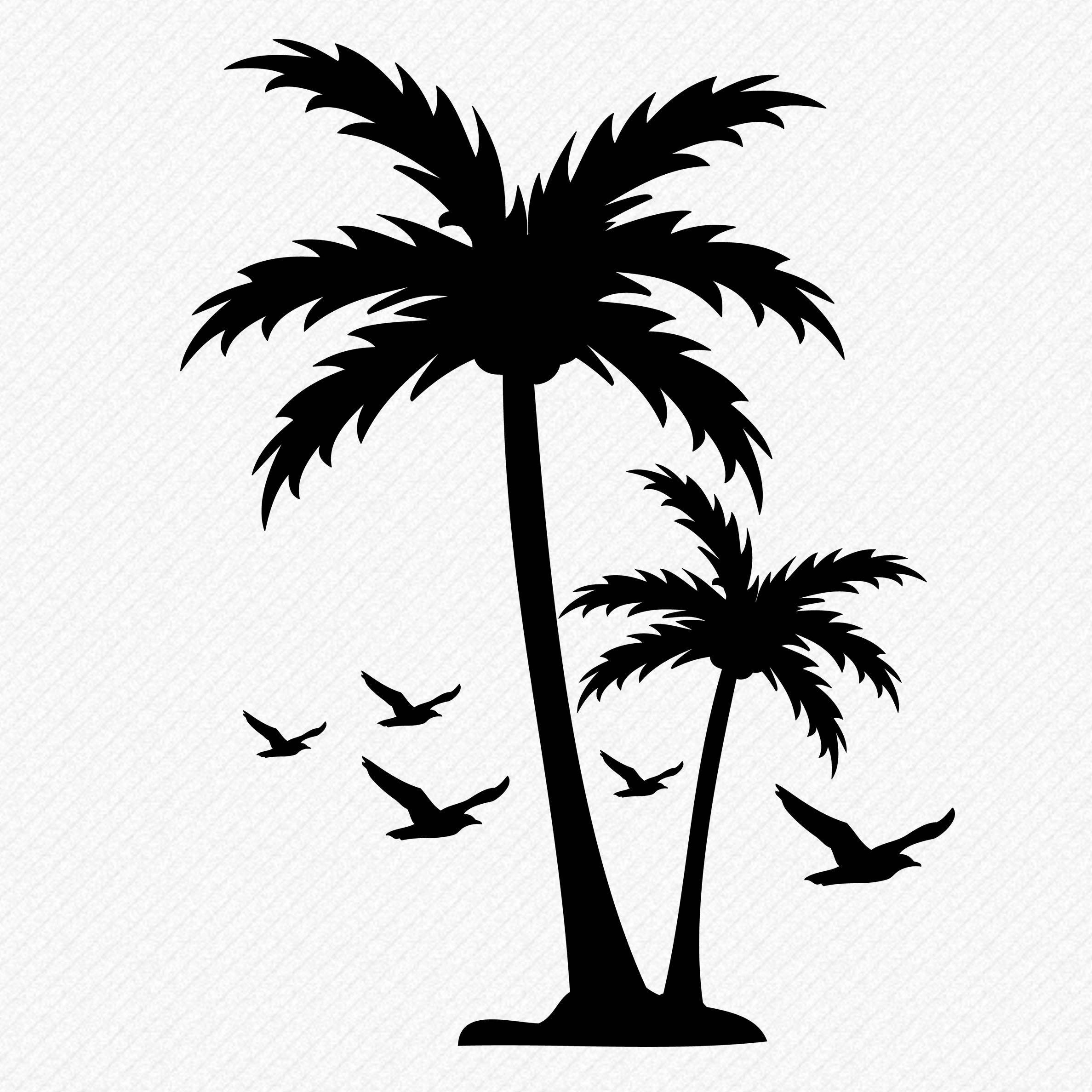 Palm Tree Drawing Png At Getdrawings Com Free For Personal Use