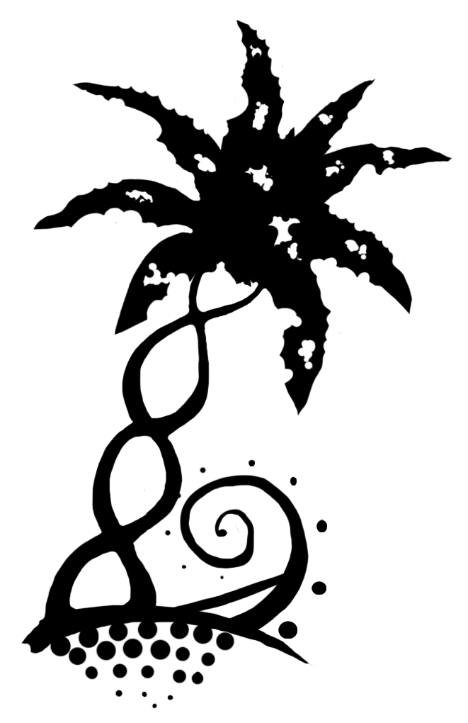 661x1020 Palm Tree Design By Chaoscanine