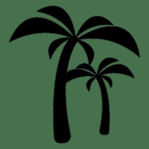512x512 Palm Trees Icon
