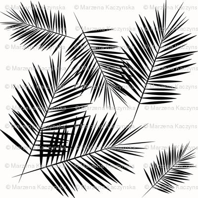 400x400 Palm Leaf
