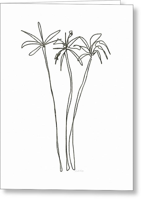 455x646 Line Drawing Greeting Cards Fine Art America