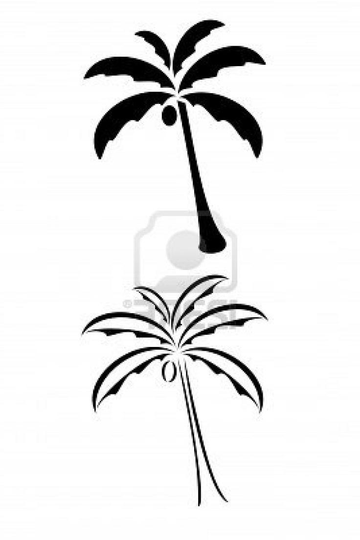 736x1102 Top Palm Tree Tattoos Trees Images