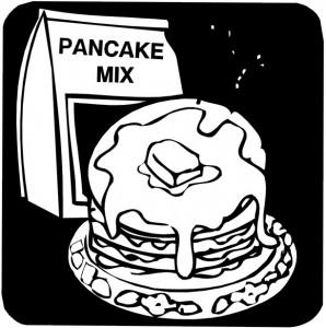 298x300 Using Store Bought Pancake Mix
