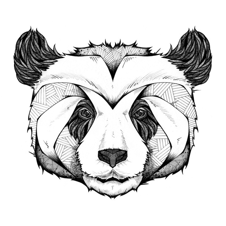 736x736 72 Best Panda Tatto Images On Tattoo Ideas, Panda