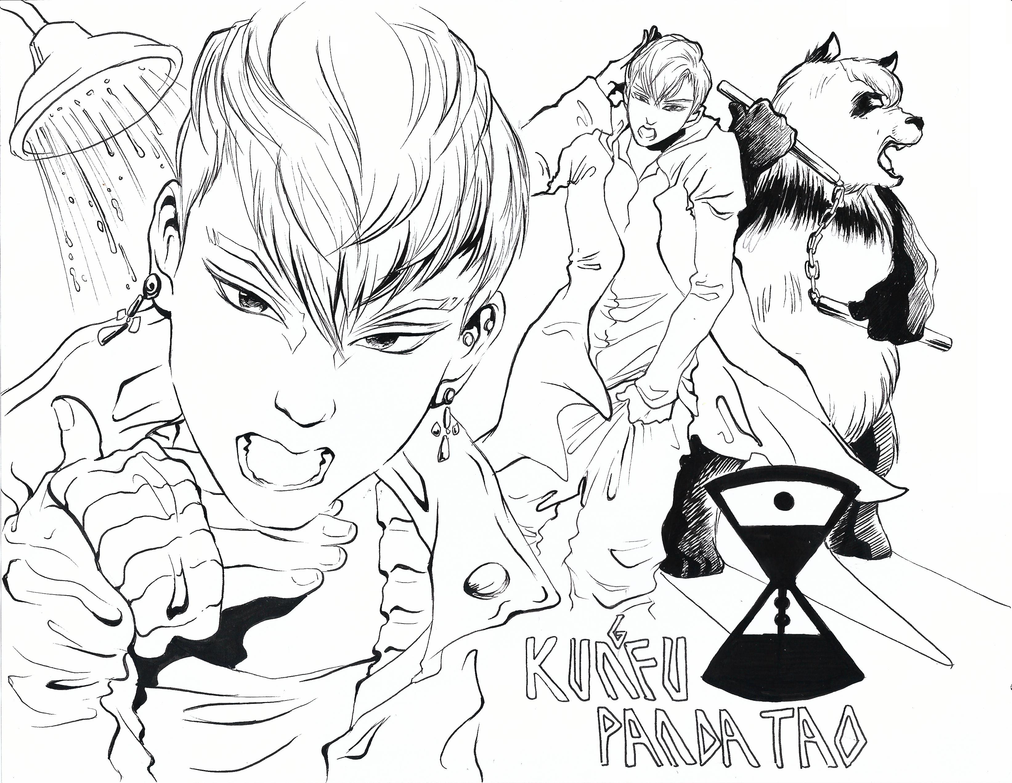 3285x2543 Anime Favourites By Blackfire446