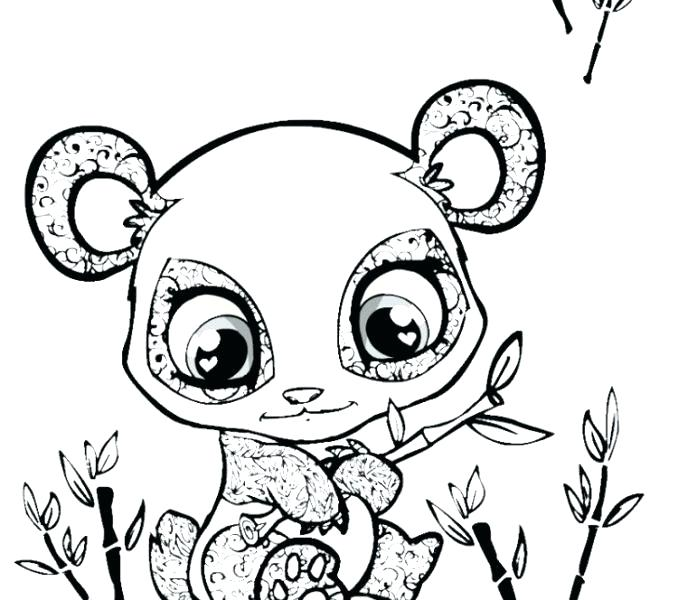 678x600 Bear Coloring Pages Cute Panda Coloring Pages Panda Bear Panda