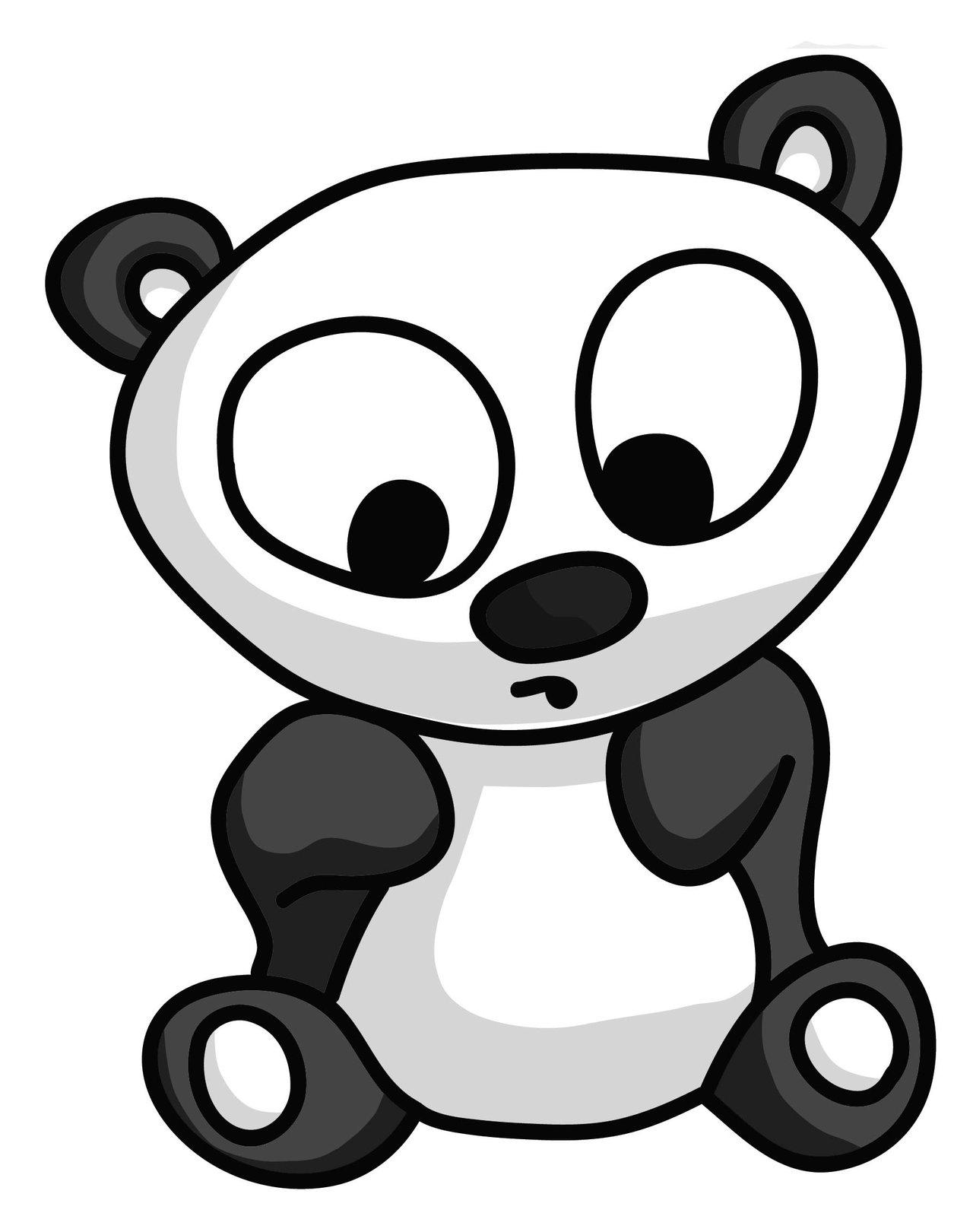 1280x1620 Cute Panda By Hamster And Cat