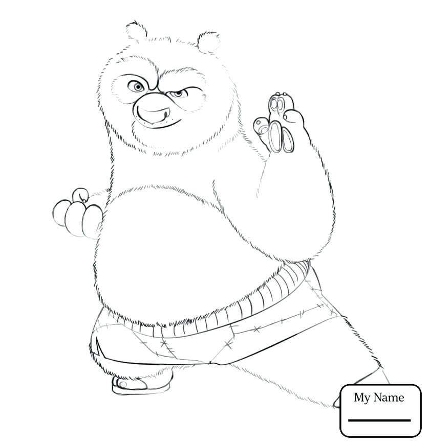 840x873 Kung Fu Panda Colouring Book Pdf Cartoons Master Mantis Coloring