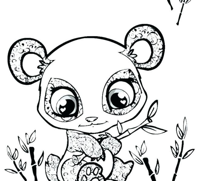 Panda Cute Drawing at GetDrawings | Free download
