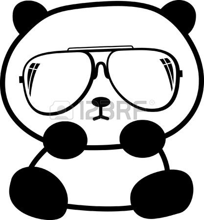 417x450 Little Panda Drawing Cute Little Panda With Pandas