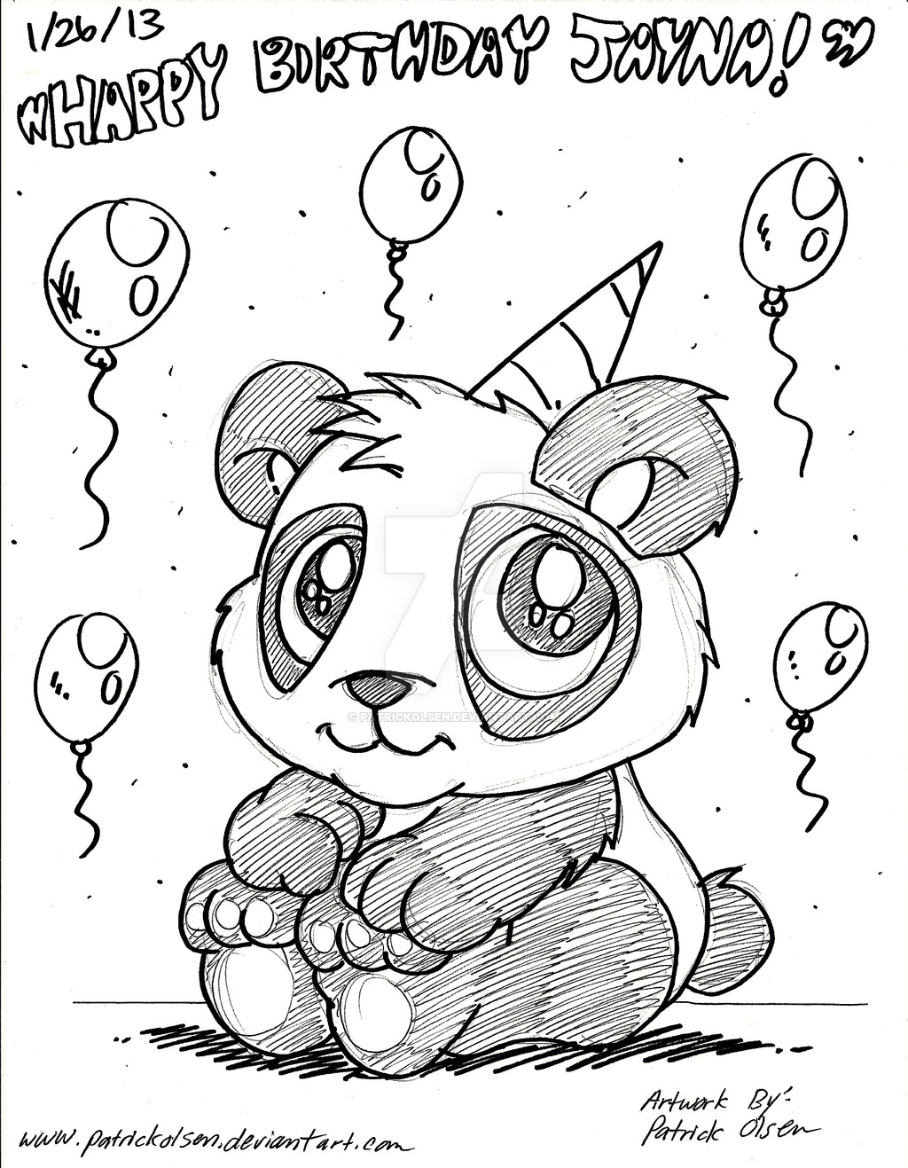 Panda Drawing At Getdrawings Com Free For Personal Use Panda