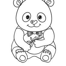 220x220 Panda Coloring Pages, Drawing For Kids, Videos For Kids, Kids