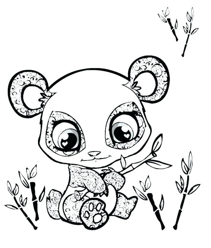 700x825 Panda Bear Coloring Pages Printable Baby Panda Bear Coloring Pages