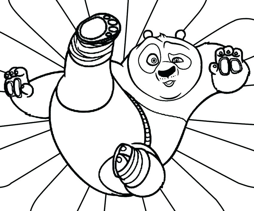 850x708 Panda Coloring Pages Panda Coloring Pages Lung Drawing Panda