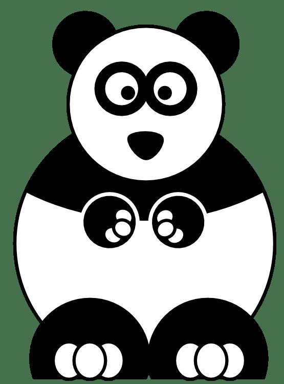 555x750 Sleeping Red Panda Drawing