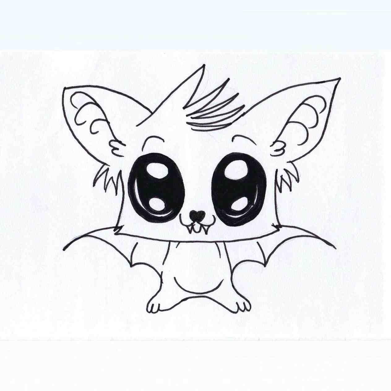 1264x1264 Cute Drawings Of Baby Pandas